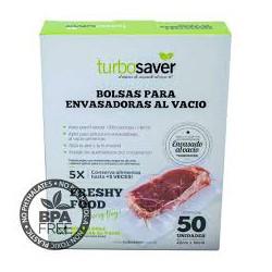 BOLSAS PARA ENVASADORA AL VACIO 22 X 30 CM. VB 2230N...