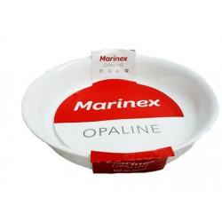 685917 FUENTE REDONDA OPALINE GRANDE 27 CM. - MARINEX